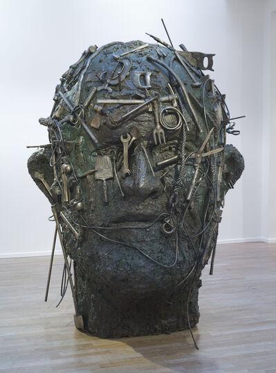 Jim Dine, 'A Puzzled Mind', 2017