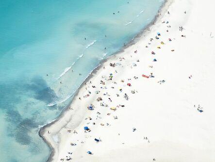 Joshua Jensen-Nagle, 'Drifting Over The Italian Riviera', 2017