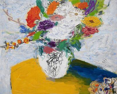 Willy Ramos, 'Flores Blancas', 2010