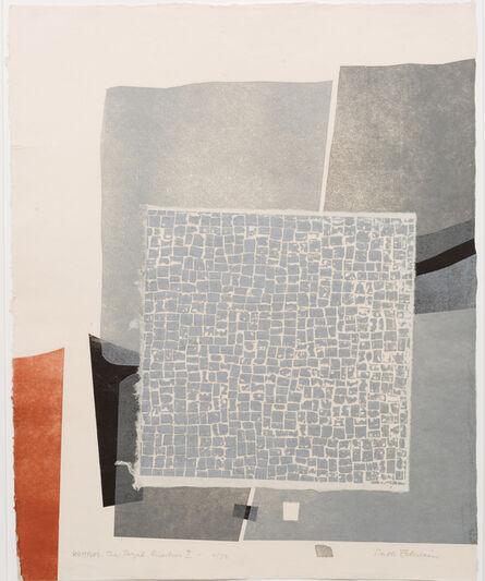 Ruth Eckstein, 'Kommos: The Royal Quarters II', 1977
