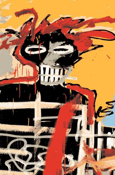 Jean-Michel Basquiat, 'Basquiat 1993 Whitney Museum Show Program (Basquiat The Whitney 1993) ', 1993