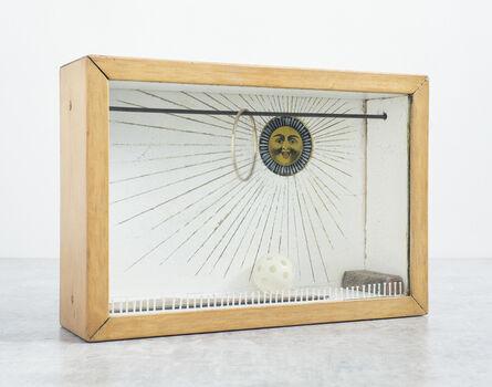 Joseph Cornell, 'Untitled (Solar Soap Bubble Set)', ca. 1955