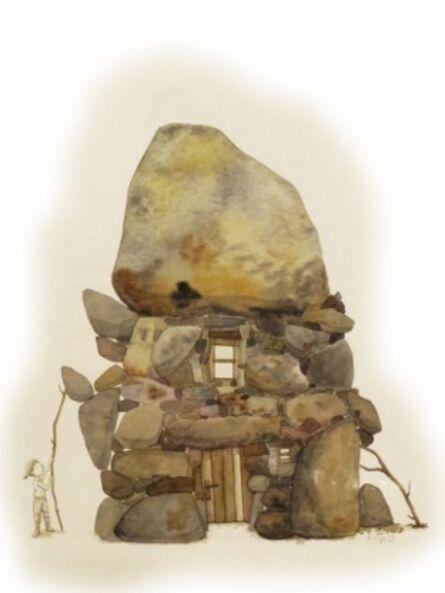 Lucía Mancilla Prieto, 'El corazón de la piedra', 2013
