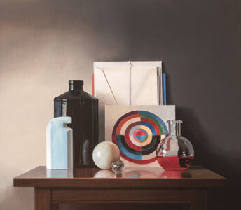 Guy Diehl, 'Still Life with Robert Delaunay #4', 2018