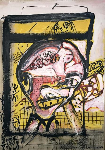 Rómulo Macció, 'La lengua', 1963