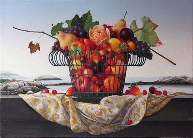James Aponovich, 'Appledore, Basket of Fruit', 2013