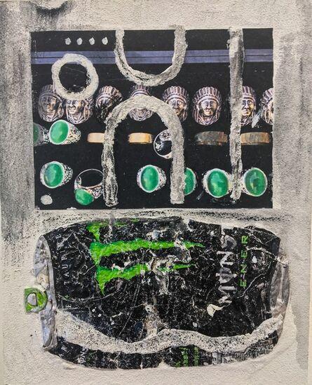 Carol Diamond, 'Green Energy', 2017