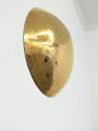 Vicky Browne, 'Dome (gold)', 2015