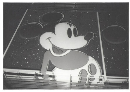 Andy Warhol, 'Mickey Mouse', 1972-1986