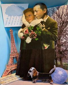 David Elliott, 'Les amoureux', 2020