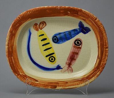 Pablo Picasso, 'Quatre Poissons Polychromes (Four Polychrome Fishes)', 1947