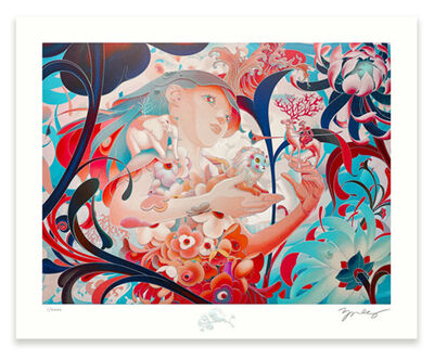 James Jean, 'Forager III', 2021