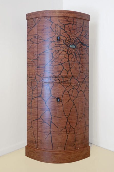Silas Kopf, 'Cracked III', 2015