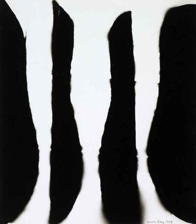 Man Ray, 'Rayogram', 1959