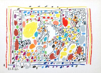 Pablo Picasso, 'Le Picador (II)', 1961