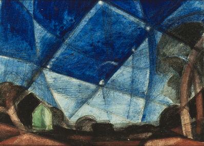 Oscar Bluemner, 'Orion', 1936