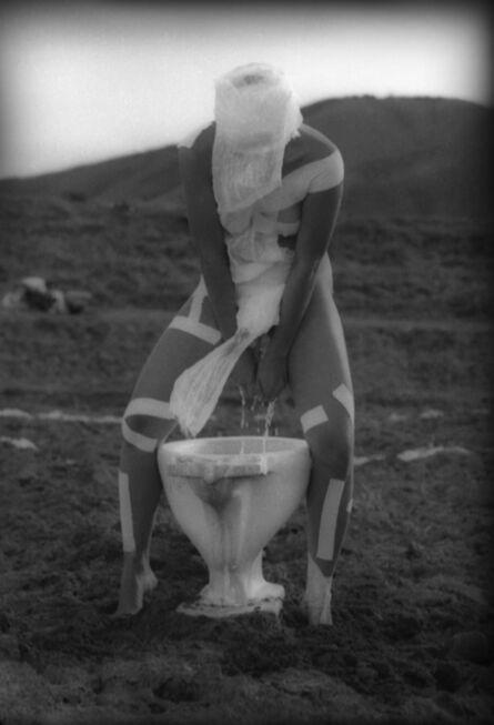 María Evelia Marmolejo, 'Anónimo 3', 1982