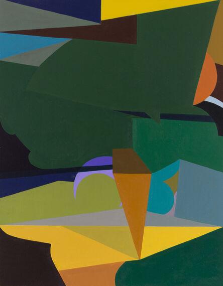 Mario Naves, 'Byway', 2017