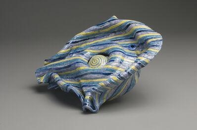 Diane Marimow, 'Rolling Mollusk Sculpture', 2018