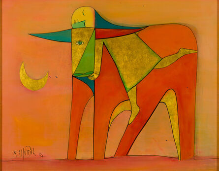 Nguyen Thanh Chuong, 'Bull', 2007