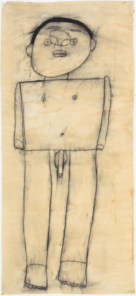 Antonio Benjamin, 'Chocolate Body (Male)', 2017