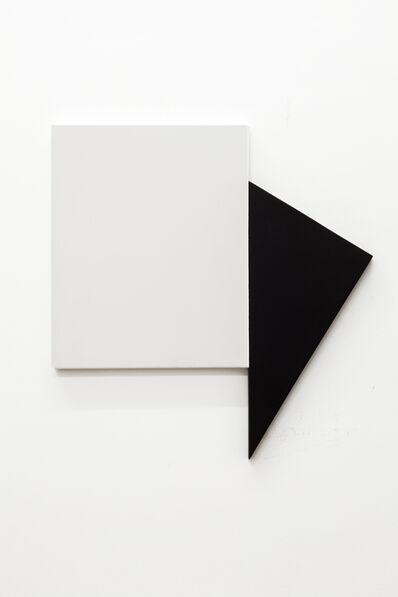 Eduardo Costa, 'Positions of a Triangle in Relation to a Rectangle III', 2014