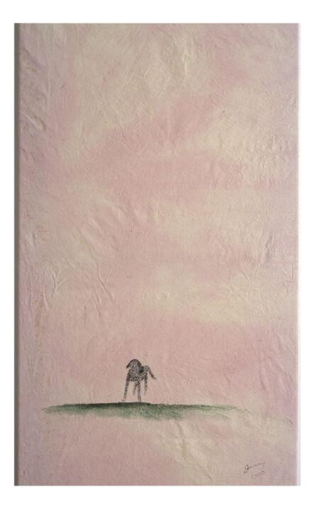 Jenny Watson, 'Sam', 2001