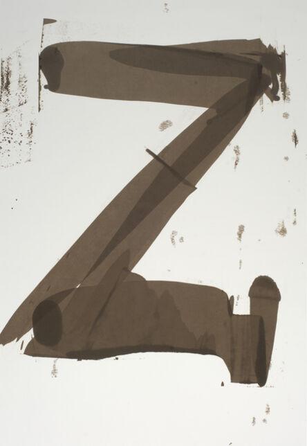 Jay Heikes, 'Z (24)', 2015