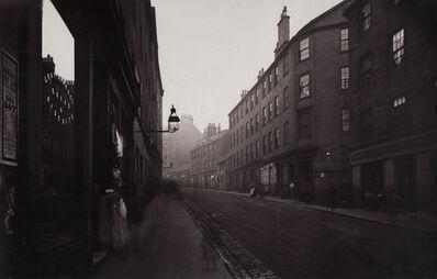 """Thomas Annan, '""""Head of High Street""""', 1868-1877"""