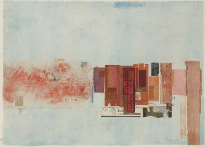William Dole, 'Citta', 1963