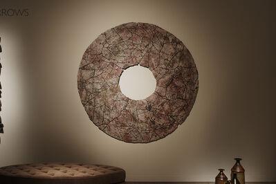 Pekka Paikkari, 'Rosa Circle', 2018