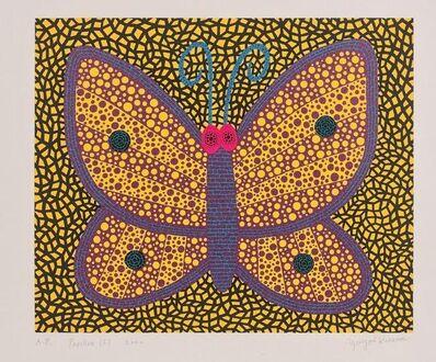 Yayoi Kusama, 'Butterfly (I)', 2000