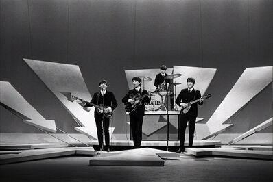 Harry Benson, 'The Beatles Ed Sullivan Show, New York', 1964