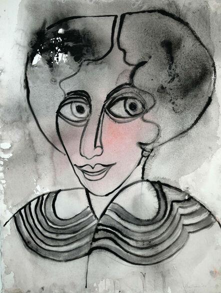 Grace Hartigan, 'Madame Marcott', 2005