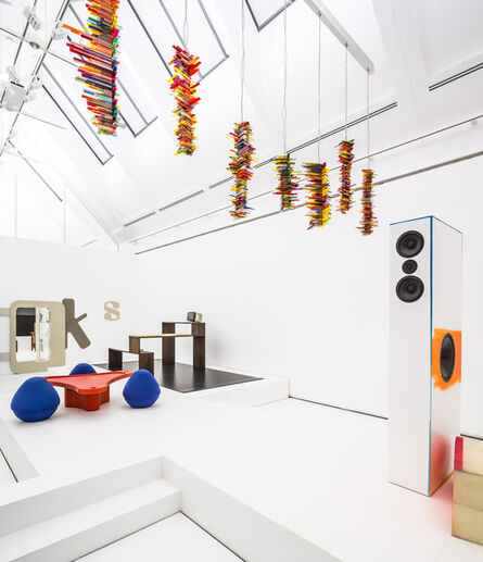 """Tobias Rehberger, 'Installation view, """"Tobias Rehberger. Home and Away and Outside"""" at the Schirn Kunsthalle Frankfurt'"""