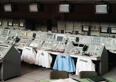 Vincent Fournier, 'Apollo Control Room, John F. Kennedy Space Center [NASA], Florida, U.S.A., 2011.', 2011