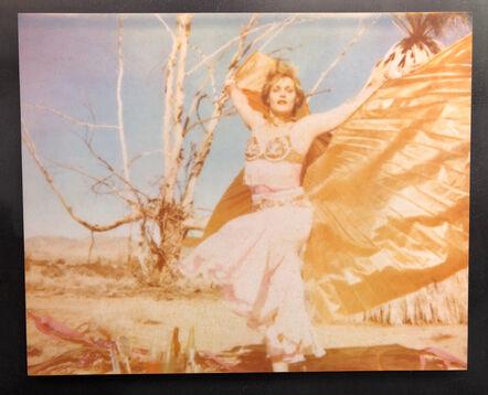 Stefanie Schneider, 'The Mystic - Circle of Magic (29 Palms, CA) - analog, mounted, Polaroid', 2009