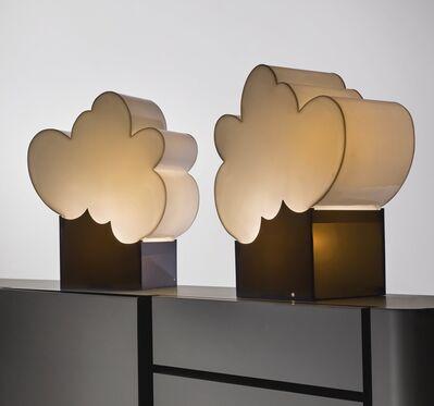 """Guy de Rougemont, 'Pair of """"Nuage"""" Table Lamps', 1971"""