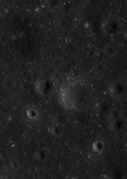Nicolas Sanchez (b. 1981), 'Apollo 12 — Oceanus Procellarum', 2018