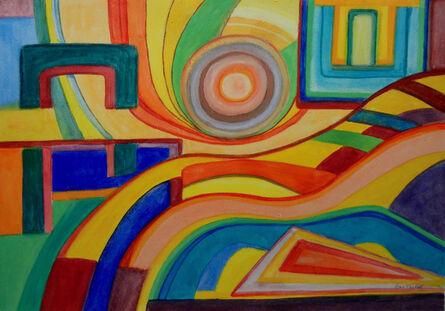 Erna Partoll, 'Journey', 2006