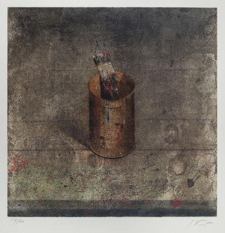 Yuri Kuper, 'Boîte de conserve et pinceaux', ca. 1990's