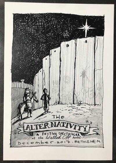 "Banksy, ' ""The Alternativity"" Walled Off Hotel', 2017"