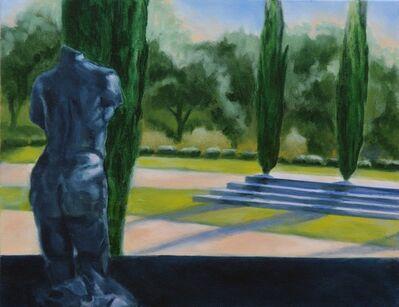 Katherine Pappas-Parks, 'Rodin Garden Stanford '