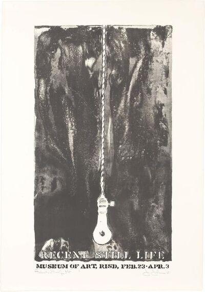 Jasper Johns, 'Recent Still Life (Field 50)'
