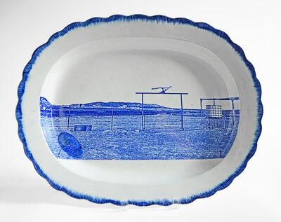 Paul Scott, 'Cumbrian Blue(s), New American Scenery, The Uranium Series No. 2, Farmstead Cove, AZ.', 2019