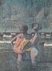 Armando Morales, 'Bathers ', 1980