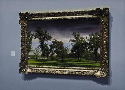 David Klamen, 'Nonexistent Painting', 2012