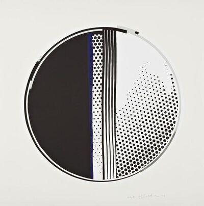 Roy Lichtenstein, 'Mirror #1', 1971