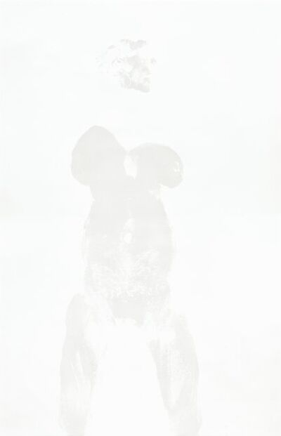 Aura Rosenberg, 'Untitled (Body print)', 2010-2020