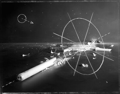 John Chervinsky, 'Abstract Implosionism', 2007